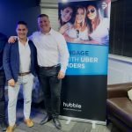 TLC and Hubble partner on dynamic new digital platform in Uber vehicles