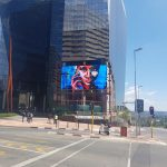 Relativ Media introduces largest digital screen in Africa's richest square mile