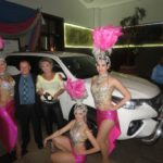 The Fortuner has been won at Emerald!