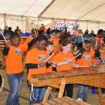 The Largest International Steelpan and Marimba Festival takes place right here in Jozi!