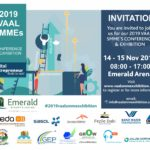 Emerald continues to support SMME's