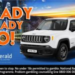 Want to win big? Ready, Steady, Go!