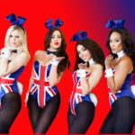 The Playboy Bunnies are coming to town!